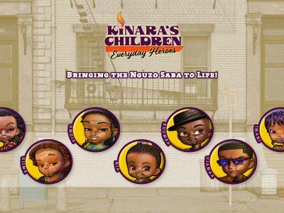 Kinara's Children header image