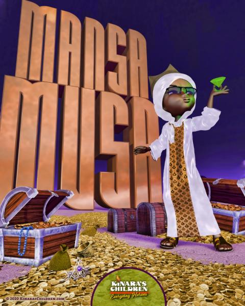 Ujamaa as Mansa Musa