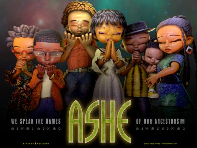 Ashe: We Speak the Names of our Ancestors