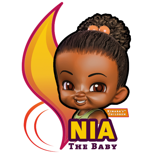 Nia stamp for merch